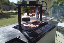backyard grillin