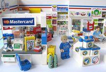 LEGO Supermarket