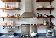 kitchen. / by Audrey Partin