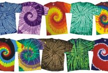 Patricia's Famous Tie-Dye T-Shirts