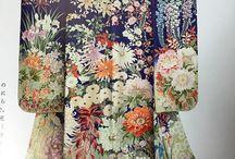 Kimono / Japanese women's kimonos