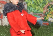 BARBIE  OUTFIT 1962 -1963 -1964