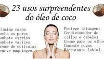 óleo coco