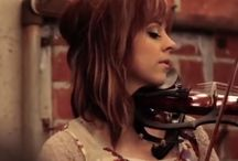Lindsey Stirling Hair
