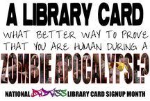 DON'T KNOCK PUBLIC LIBRARIES