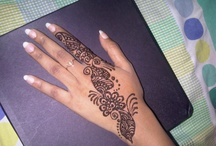 Mehandi Designs / by Rekha Kudupuri