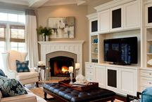 Decor - Living Room Ideas / by Liz Branch