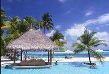 Meest fantastische vakantiebestemmingen