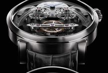 I'm 'Watch'ing! / The board consists of some of the most exquisitely made luxury watches ever. They have truly been the benchmark in the sphere of watchmaking. Soak in their beauty!