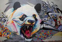 Street Art / by Leda Sostoa
