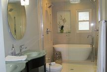 Dream master bath/ bedroom/ closet