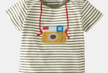 children's wear: tops, t-shirts & blouses