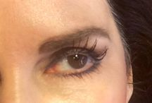 Lovely Lashes by Latisse / Beautiful eyelashes resulting from consistent use of Latisse by Allergan!