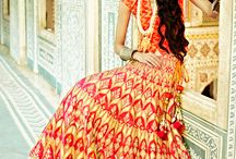 Indian traditional fashion
