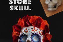 Día de Los Muertos / Mexico-inspired decorations and ideas