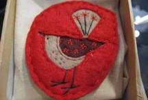 Stitched/Artistic Birds