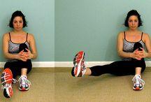 exercises / by jocelyn Mercado