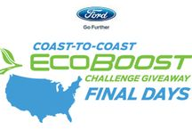 Ford EcoBoost Contest / by Alicia Murphy