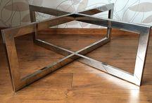 мебель из нержы пример сайта
