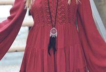vestidos buho