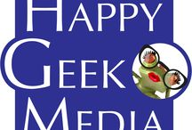 Happy Geek Media / Happy Geek Media provides social media and PR services for small businesses, and authors. Pins will be from clients I represent currently and previously.