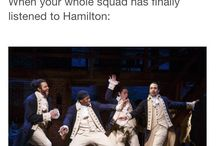 #HamiltonMusical Love