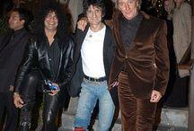 Rod Stewart & Ronnie Wood & Faces