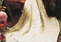 AFGHANS KNITTED