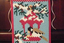 Beading - Christmas / by Catherine Sloan