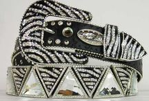 Must Have's - Belts / by Mandy Pepper-Yowell