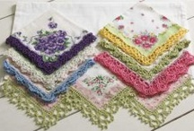 Crochet (Edgings)