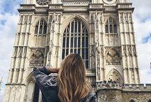 London poses