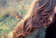 Hair / by Gina Fiacchino-Ruane
