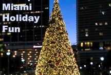 Miami Free & Cheap Holiday Events / Free and cheap things to do in Miami for Christmas, Hanukkah, Kwanzaa, New Year's, Winter Solstice and the other holidays.