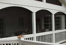 My porch / Ideas for my future porch / by Jennifer Allen