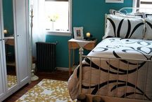 Our bedroom / by Jeanine Smith