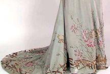 Наряды исторические / History dresses