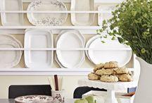 Plate Racks & Wall Shelves