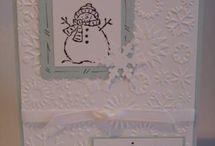 Christmas cards / Christmas cards / by Kris Morin