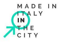 """Il """"nuovo look"""" di #madeinitalyinthecity"""