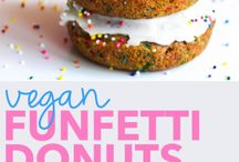 Vegan Baking / vegan baking recipes, vegan sweets, vegan dessert, dairy-free baking recipes, simple vegan dessert