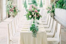 Wedding @ a chique mode / In case you need some inspiration for your high-end chique wedding!