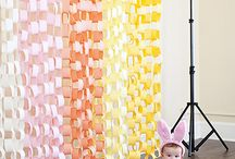 Photo Backdrop ideas