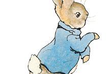 Beatrix Potter & Her Rabbits