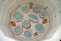 Glass kilns