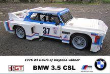 BMW 3.5 CSL LEGO