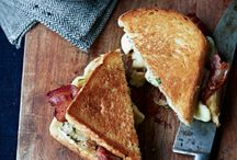 {sandwiches} / by Carrie Harris