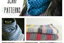 COWLS / LOVELY CROCHET PATTERNS