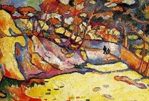 Braque / Storia dell'Arte Pittura  20° sec. Georges Braque  1882-1963