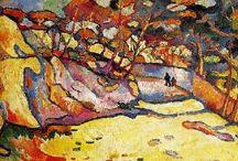 Braque / Storia dell'Arte Pittura  20° sec. Georges Braque  1882-1963